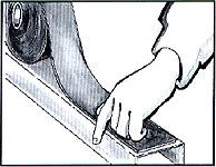 těsnící páska pod profily