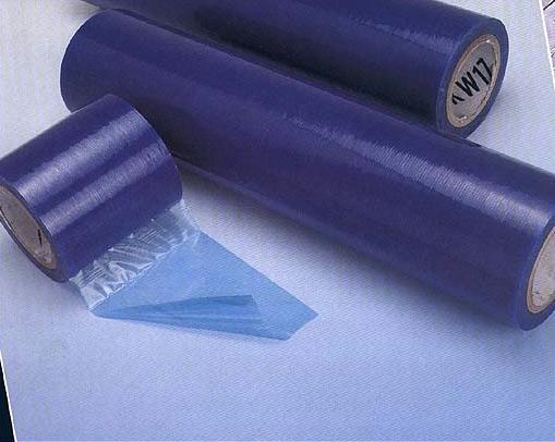 ALUJET OF Blau - ochranná samolepící fólie modrá